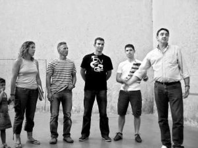 """Zubiri homenajeó a sus """"campeones"""" con motivo de las fiestas patronales"""