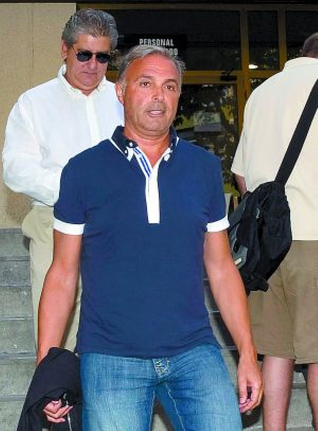 El ex director general de Deportes de Baleares, en libertad con cargos