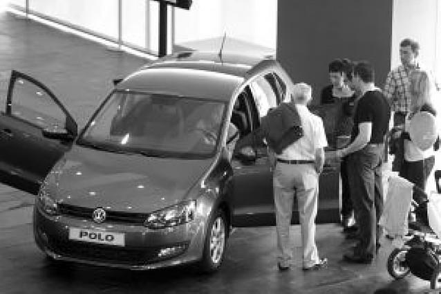 Volkswagen busca fórmulas para recuperar los coches que se pierden en el lanzamiento