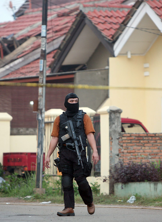La Policía indonesia mata al terrorista más buscado del sudeste de Asia