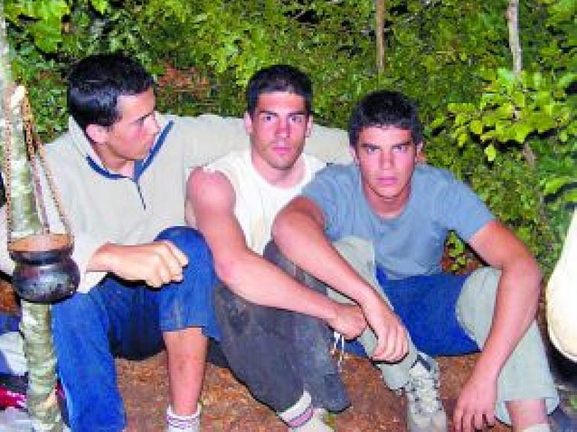 Supervivientes en Navarra