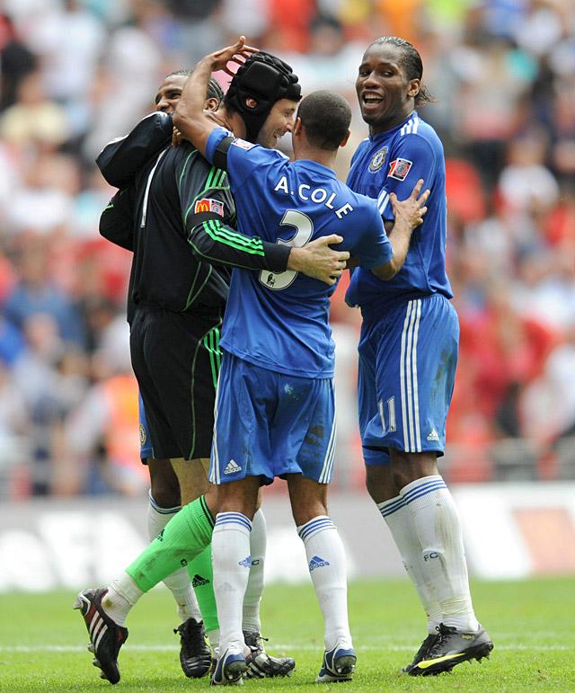El Chelsea vence al Manchester United en los penaltis y se adjudica la Community Shield