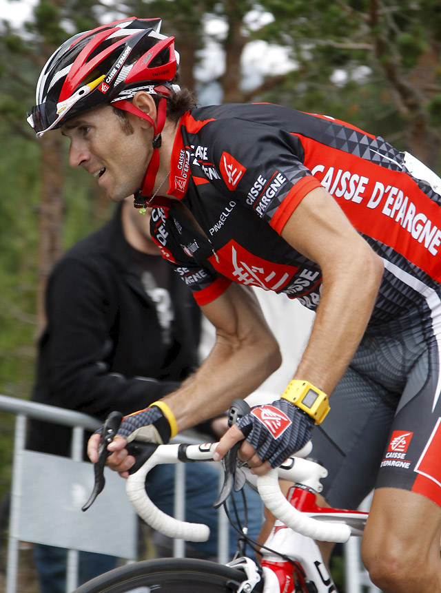Alejandro Valverde se adjudica la XXXI edición de la Vuelta a Burgos