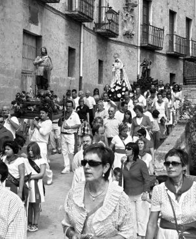 Funes celebra su día grande con la procesión