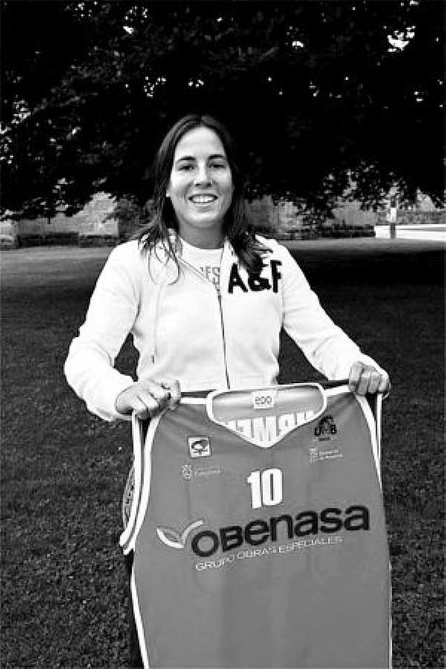 María Asurmendi vuelve a casa de la mano de Obenasa