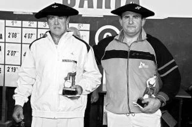 El Ramón Latasa premia a la veteranía