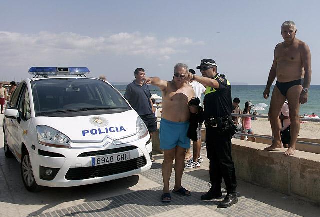 ETA vuelve a atentar en Mallorca con tres artefactos que no causaron heridos
