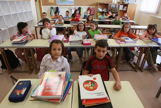 Ampliada la financiación de los libros de texto a 5º y 6º de Primaria y 1º de la ESO