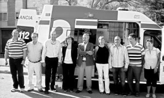 Cruz Roja volverá a encargarse de la asistencia sanitaria en las fiestas de Tafalla