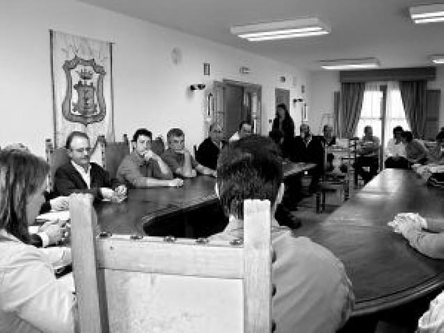 Último trámite para la disolución definitiva de la mancomunidad de servicios de Andía