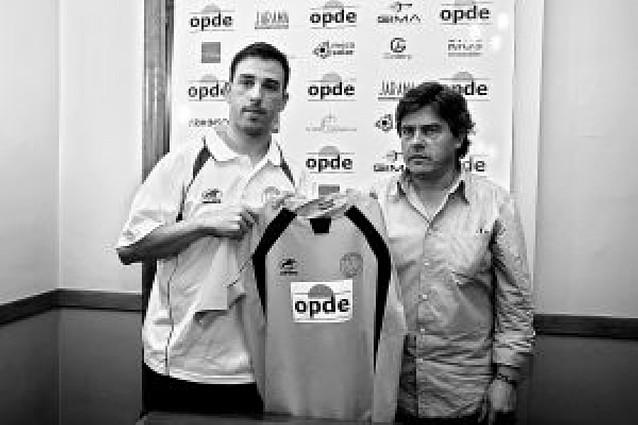"""Renato, el fichaje """"estrella"""" del OPDE"""