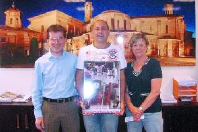 Julio González Garbayo gana el concurso de carteles de fiestas