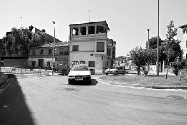 Concluye la mejora de la entrada a Tudela por la carretera de Corella