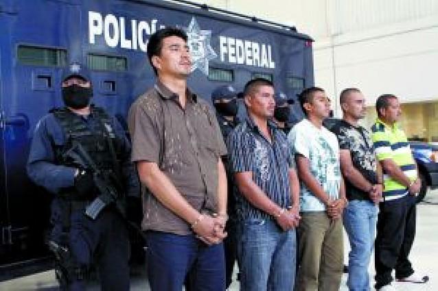 """Capturado un """"narco"""" que pretendía atentar contra el presidente de México"""