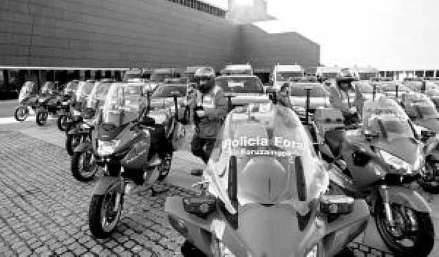 Aprobadas 111 plazas de Policía Foral, las primeras con la estatura rebajada