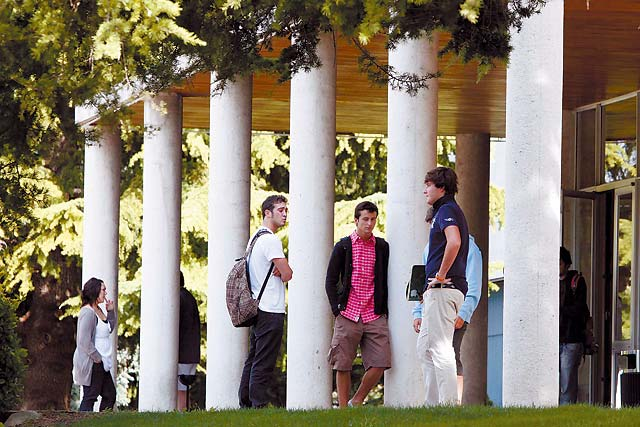 Arrancan en la UN los exámenes de septiembre, adelantados por Bolonia