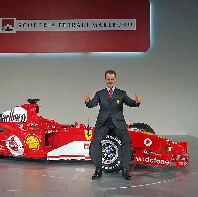 Schumacher anuncia que no sustituirá a Massa