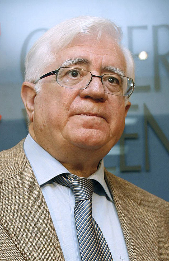 Fallece el conseller de Medio Ambiente, José Ramón García Antón
