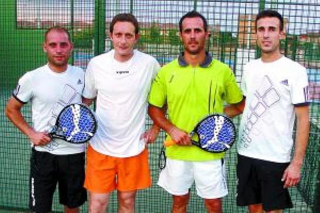 Pádel y tenis en Cintruénigo