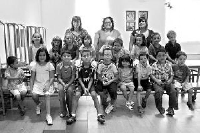 Campamento de verano para niños de 3 a 8 años