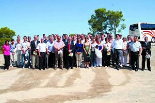 Mairaga abastece ya el agua a unos 8.000 vecinos del valle del Aragón