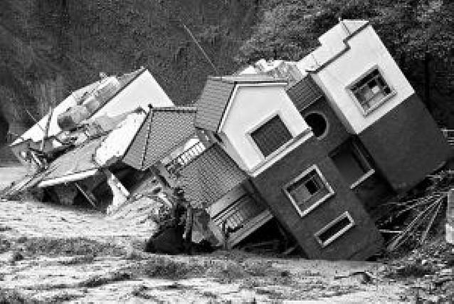 Más de 700 personas sepultadas en Taiwán