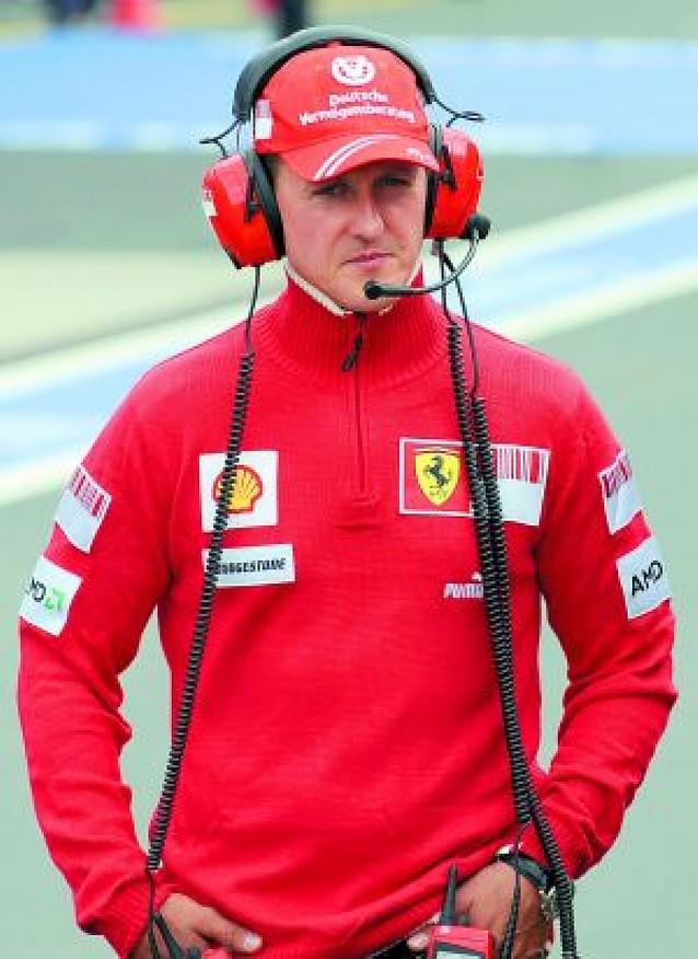 Schumacher no competirá en Valencia