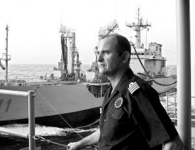 España cede el mando de la operación contra la piratería en aguas de Somalia