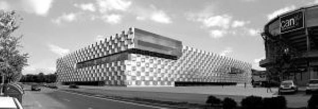 La Fundación Baluarte podría gestionar el Reyno de Navarra Arena