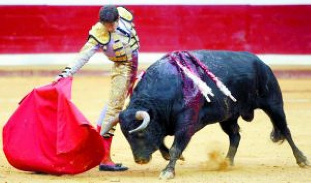 Castella, tres orejas en cuatro toros, ¿y qué?