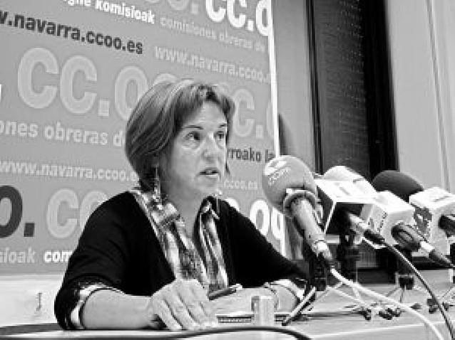 """Ayesa (CEN): """"No comparto la idea de Díaz Ferrán de bajar los salarios un 1%"""""""