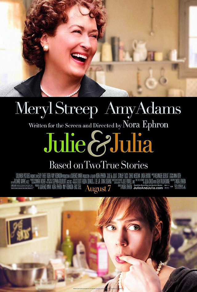 """La película """"Julie & Julia"""" abre el apetito en EEUU por la cocina francesa"""