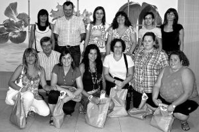 LOS PROFESORES DEL CENTRO 0-3 DE MILAGRO VISITAN VEGA MAYOR