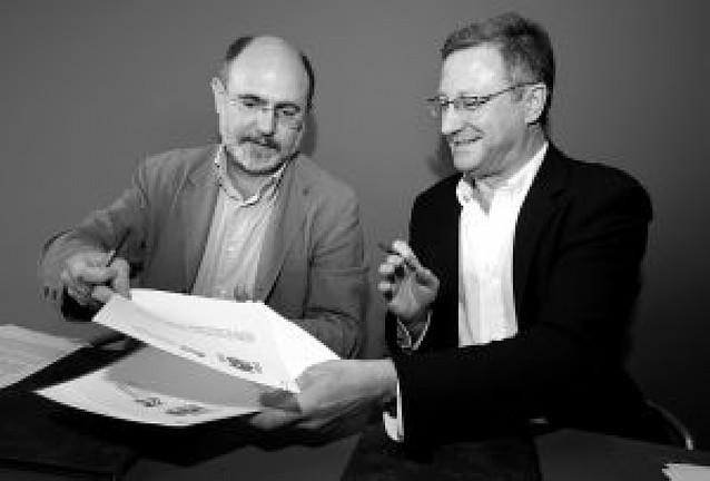 Mancomunidad y ministerio firman un convenio para las obras del parque fluvial