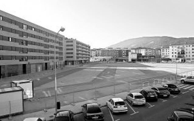 Comienzan las obras del nuevo centro para el colegio Ave María de la Rochapea