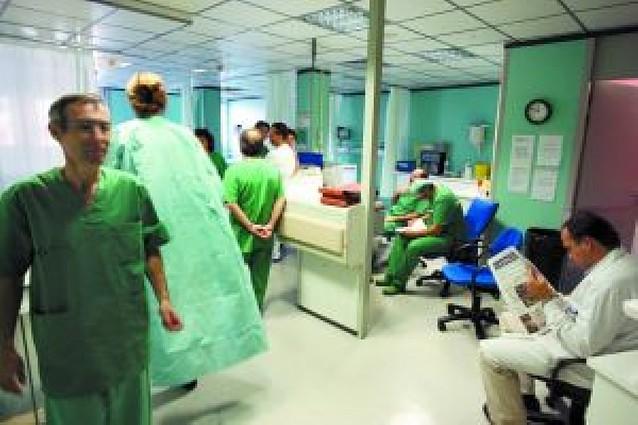 Navarra no descarta rescatar médicos jubilados si la gripe A se hace masiva