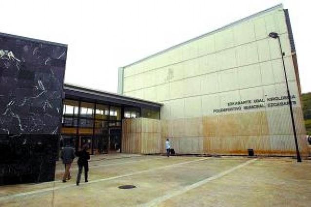 Comptos cuestiona la gestión de Ezcabarte para construir el polideportivo