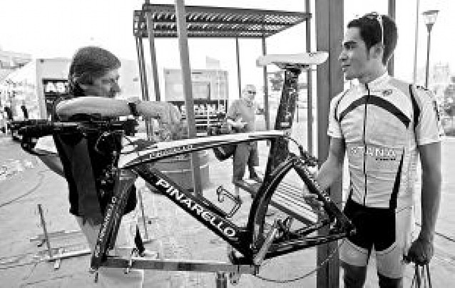 A Contador le gusta el Caisse