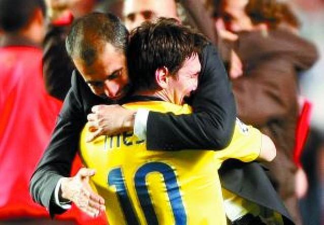 El pacto por la felicidad de Messi
