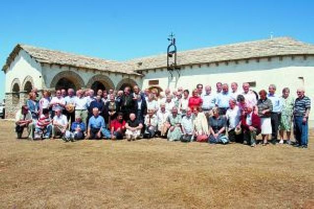 Treinta misioneros acudieron al encuentro en la ermita de la Trinidad de Iturgoyen