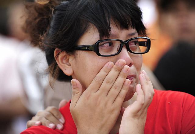 """Más de 300 sepultados bajo el barro por el tifón """"Morakot"""" en Taiwán"""