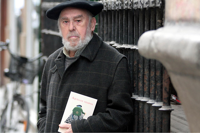 Fallece el escritor navarro Pablo Antoñana a los 82 años