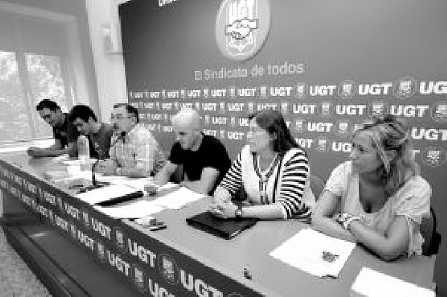 UGT critica el convenio de los grandes almacenes