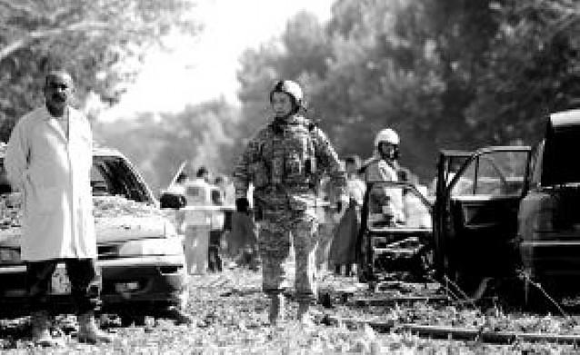 Siete muertos al estallar un coche bomba cerca de la base de la OTAN en Kabul