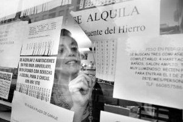 El alquiler de pisos a estudiantes en Pamplona se reduce en 150 al mes