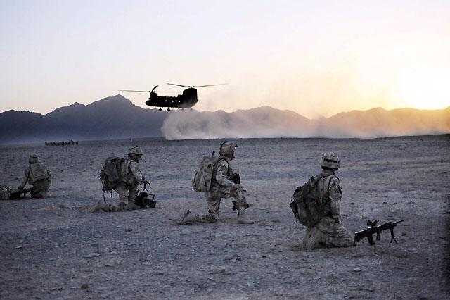 La cifra de soldados británicos muertos en Afganistán supera los 200
