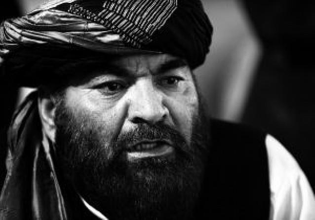 El candidato ex talibán
