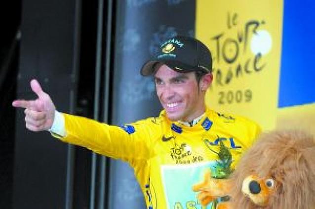 Contador seguirá en el Astana en 2010