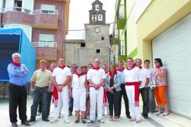Abárzuza inaugura la mejora de sus calles principales tras una inversión de 537.000 euros