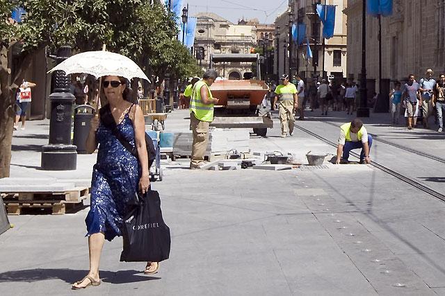 Media España deberá lidiar con las altas temperaturas